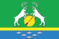 Flag of Tuguro-Chumikansky rayon (Khabarovsk krai).png