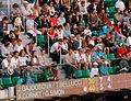 Flickr - Carine06 - Spectators on Chatrier.jpg