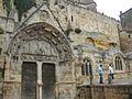 Flickr - nojhan - Saint-Émilion - Portail église monolithe.jpg