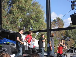 Flobots at KFMA Day 2008 - Tucson, AZ.jpg