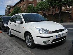 Ford Focus, versión hatchback 5 puertas.