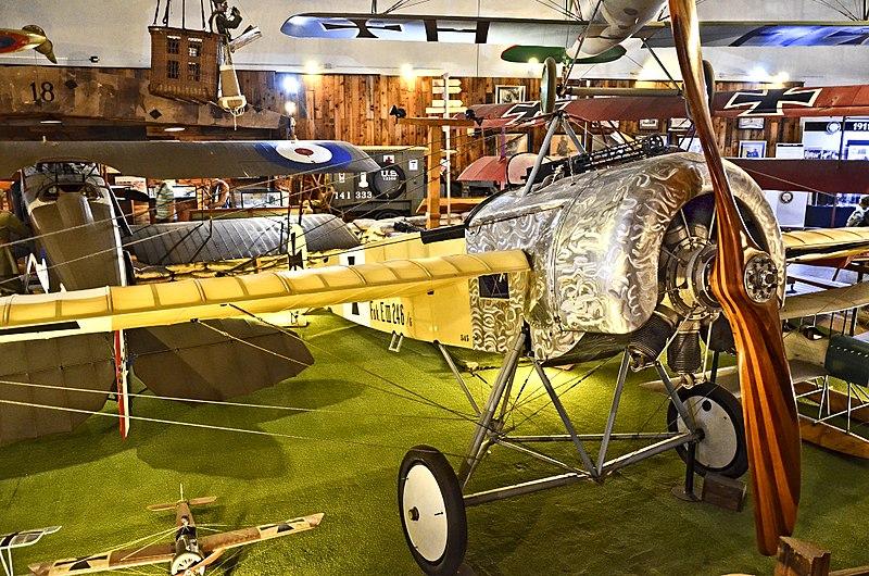 File:Fokker E.III replica - San Diego Air & Space Museum (9439418067).jpg