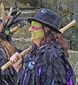 Folk dancer, Todmorden (26530195155).jpg