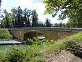 Fontet, Gironde, pont de Fontet sur le canal latéral à la Garonne (1).JPG