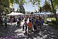 Food and produce stalls lined-up on Baylis Street as part of Fusion12.jpg