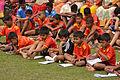 Football Workshop Participants - Sagar Sangha Stadium - Baruipur - South 24 Parganas 2016-02-14 1307.JPG