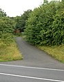Footpath from Stockton crossing Southam bypass - geograph.org.uk - 1430193.jpg