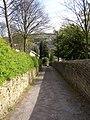 Footpath off Chapel Lane, Golcar - geograph.org.uk - 408458.jpg