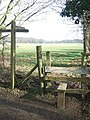 Footpath to Coldharbour Lane - geograph.org.uk - 328549.jpg