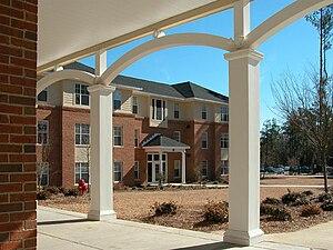 Francis Marion University - Forest Villas, Francis Marion's apartment complex