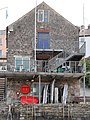 Former Sleeman's Stores, now Tenby Sailing Club.jpg