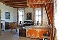 Fortress Lousbourg DSC02450 - Governor's Bedroom (8623307019).jpg