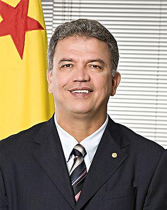 Sérgio Petecão - Image: Foto oficial de Sérgio Petecão
