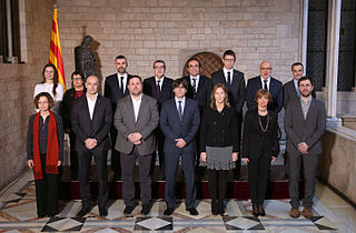 Puigdemont Government