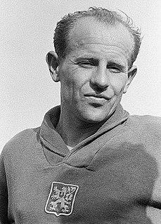 Emil Zátopek Czech Olympic long-distance runner