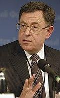 Fouad Siniora, primeiro-ministro do Líbano