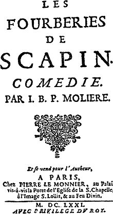 moliere characters
