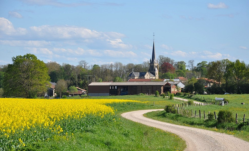 France, Meuse, Waly (1)