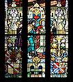 France Saverne église de la nativité Pelerins d'Emmaüs stained glass.jpg