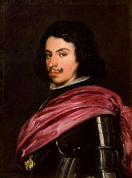 Francesco I d'Este, Duke of Modena in 1638 by Diego Velázquez.jpg