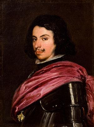 Francesco I d'Este, Duke of Modena - Image: Francesco I d'Este, Duke of Modena in 1638 by Diego Velázquez