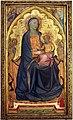 Francesco di neri da volterra, madonna col bambino in trono tra angeli, 1350-55 ca.jpg