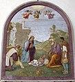 Franciabigio, adorazione dei pastori da villa dani a montici, 01.JPG
