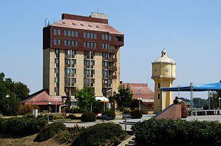 City in Podunavlje, Croatia