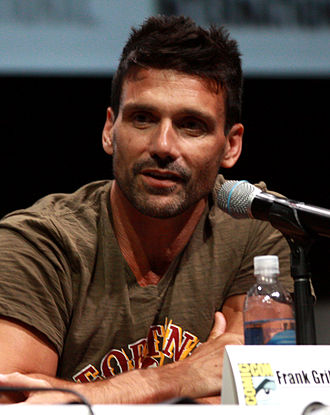 Frank Grillo - Grillo at San Diego Comic Con International in 2013