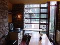 Frank Lloyd Wright - Fallingwater interior 4.JPG