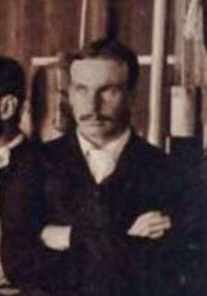 Frank Rattray Lillie - Lillie in 1893