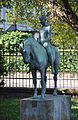 Frankfurt Städel Skulpturengarten Volkmann Reiter 2.jpg