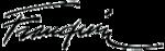 Franquin's signature