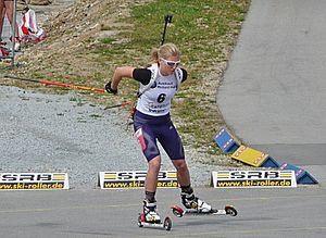 Franziska Hildebrand 2015