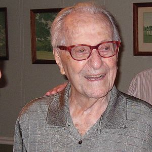 Fred Ascani - Fred Ascani at the Old Bold Pilots Association luncheon in August 2009