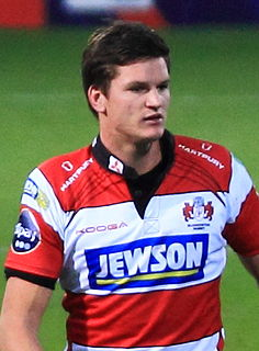 Freddie Burns English rugby union player