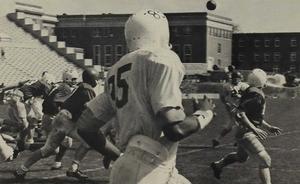 Freeman White - White (No. 85) from 1965 Cornhusker