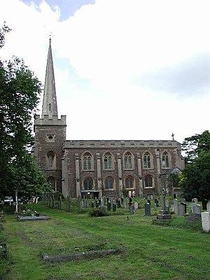 Frenchay - St John the Baptist Church