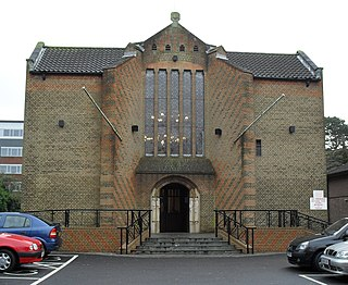 Friary Church of St Francis and St Anthony, Crawley Church in West Sussex , United Kingdom