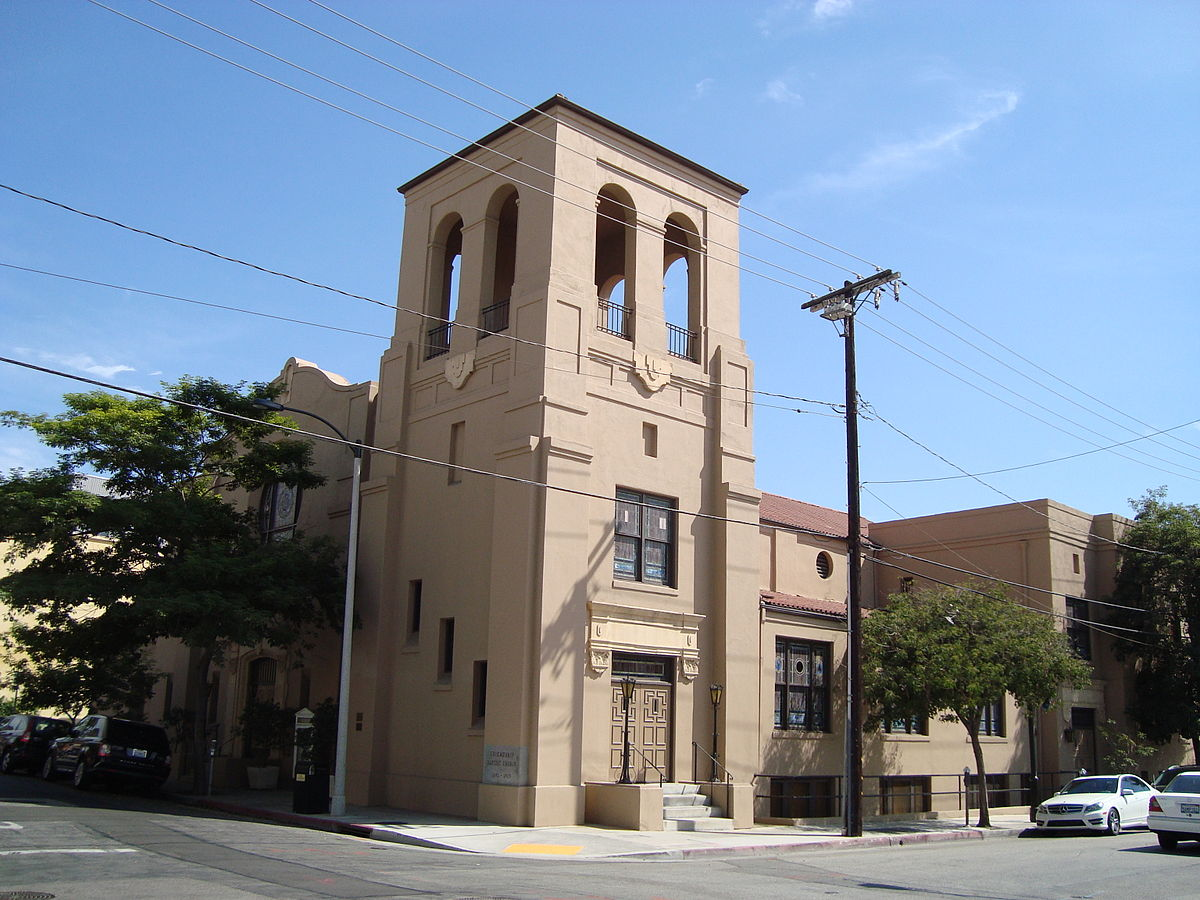 Friendship Baptist Church Pasadena California Wikipedia