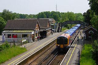 Ascot–Ash Vale line