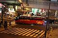 Fukuoka Open Top Bus in Osaka YamadaDenki NanbaParks.JPG