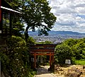 Fushimi Inari Shrine, Kyoto, Panorama, Kyoto Prefecture, Japan - panoramio.jpg