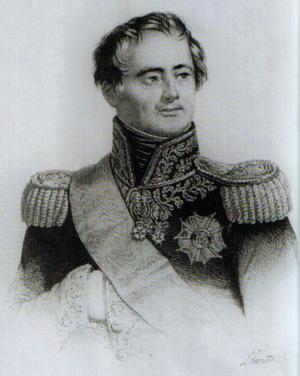 Charles Mathieu Isidore Decaen - Général Charles Mathieu Isidore Decaen.