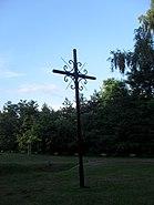 Góra Śmierci krzyż