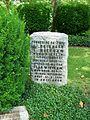 Göttingen Stadtfriedhof Grab Reinhard Wittram.JPG