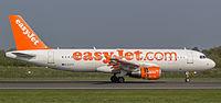 G-EZTY - A320 - EasyJet