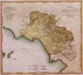 G.Bartoli - Provincia di Terra di Lavoro - 1817.PNG