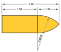 G1 Shape Standard Projectile Measurements in Calibers.png