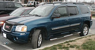 GMT360 - Image: GMC Envoy XL